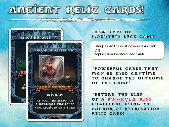 New Ancient Relic Cards!