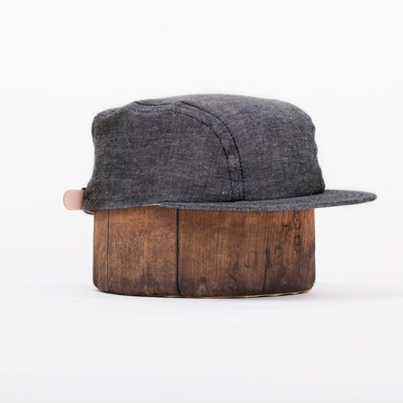 DGM work cap (with leather DGM patch)