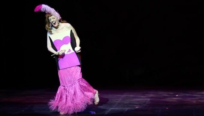 Red Hot Annie Performing at Southwest Burlesque Showcase (Headliner), Albuquerque NM