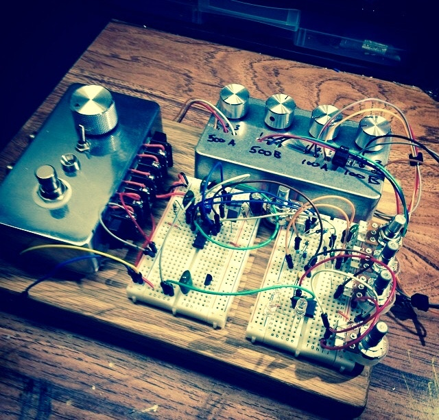 tailored fx guitar pedal effects pedal overdrive by arthur ingraham kickstarter. Black Bedroom Furniture Sets. Home Design Ideas