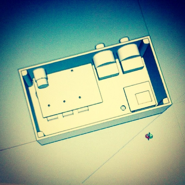 3D Enclosure Simulation