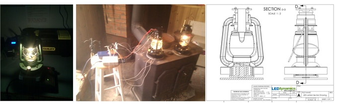 Design and testing of the Stove Lite