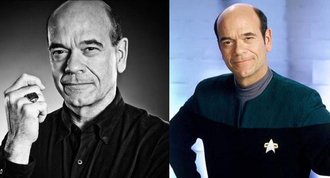 Robert Picardo, the Doctor from Voyager