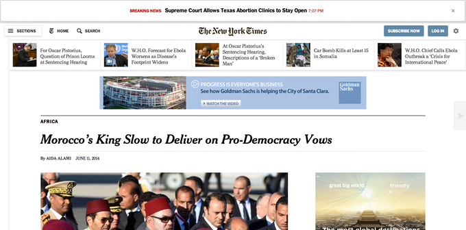Aida Alami in the New York Times