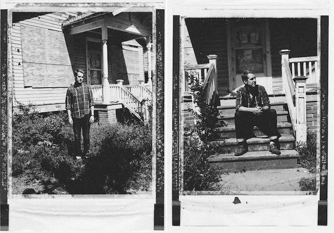 Ben Rector polaroid portraits