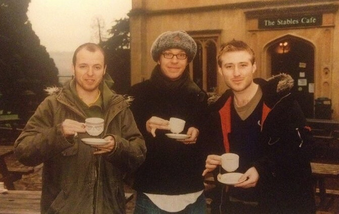 Paul O'Connor, Anthony Peters & David Waterson, Bristol 2004