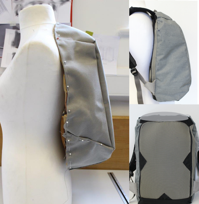 RiutBag prototypes 1 and 2