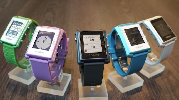 Avid Watch working samples