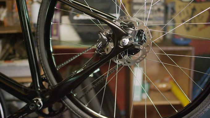 Rogue C6 Intelligent Lightweight Hybrid Urban Bike By