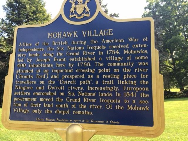 Mohawk Village at Six Nations