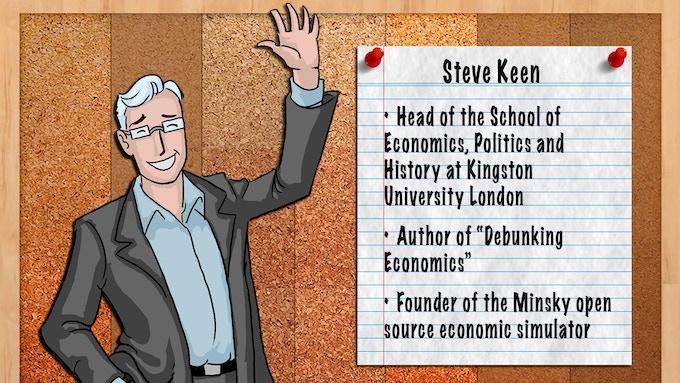 Prof. Steve Keen