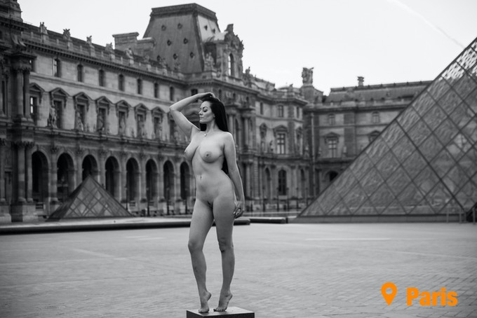 #1 - The Louvre*