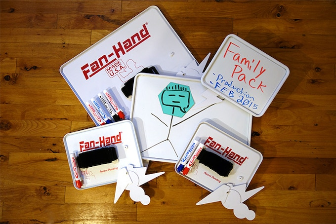 Family Pack - (3) Small + (2) Large Boards:  $100
