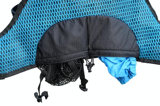 Rain Cover & Helmet Mesh Holder