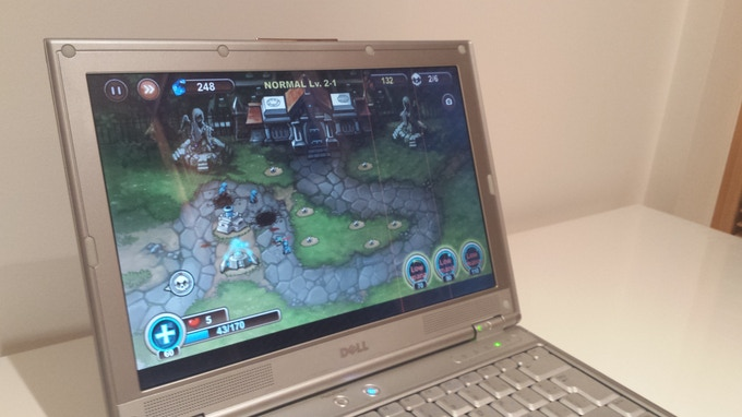 Android 4.4 - Some Tower Defense ?
