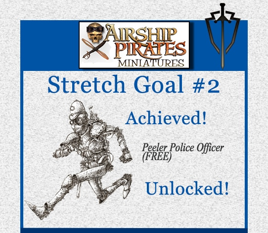 Stretch Goal #2 which Unlocked at $3500