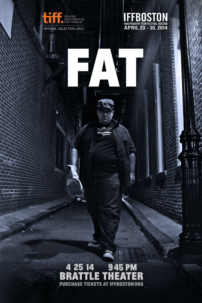 FAT festival poster from Toronto and Boston.