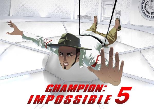 Champion: Impossible 5 by Kiru Comics