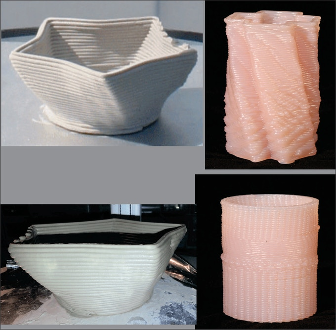 Clay and Composite Resin Paste