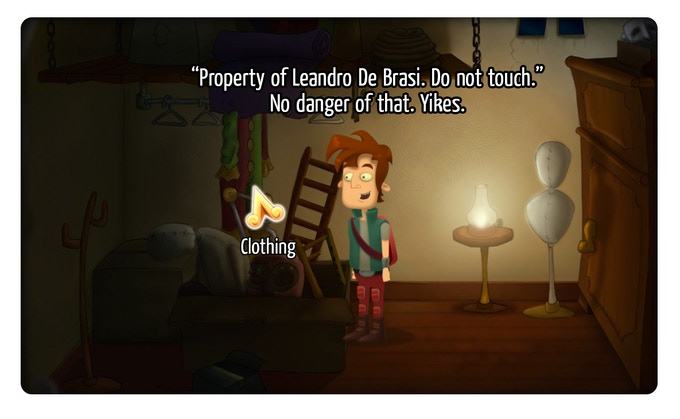 Your name mentioned in-game: get slandered by a long-dead legendary thinker!