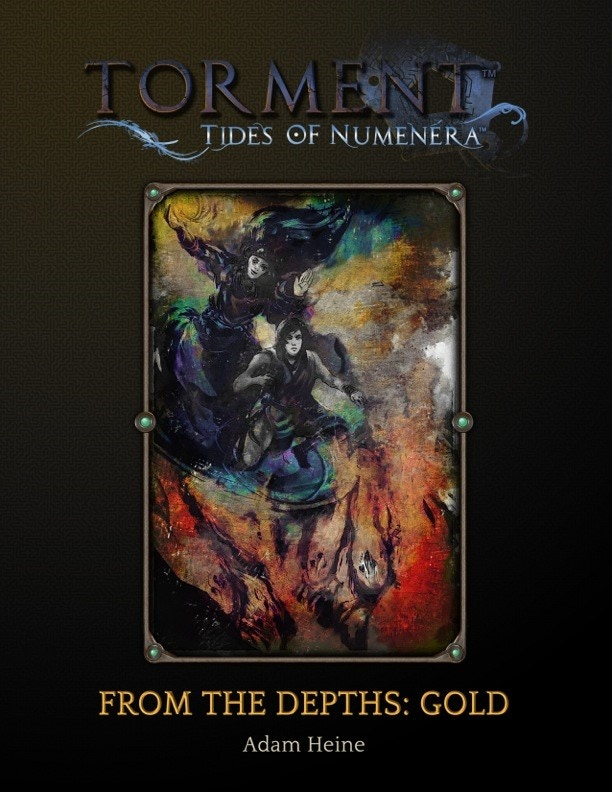 Torment tides of numenera by inxile entertainment kickstarter the first one were releasing is written by our design lead adam heine and set in ossiphagan which was the subject of the lore piece in update 34 fandeluxe Gallery
