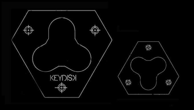 Final KeyDisk 2 Design