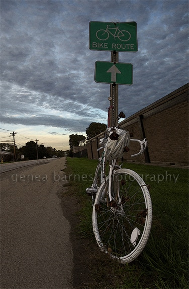 Ghost Bike E4