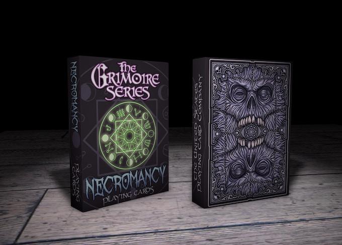 The Necromancy Deck