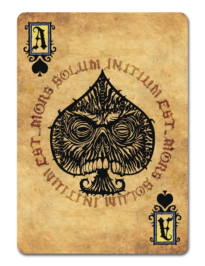 Necromancy Ace of Spades