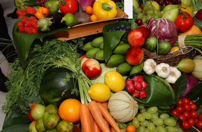 organic non-gmo produce