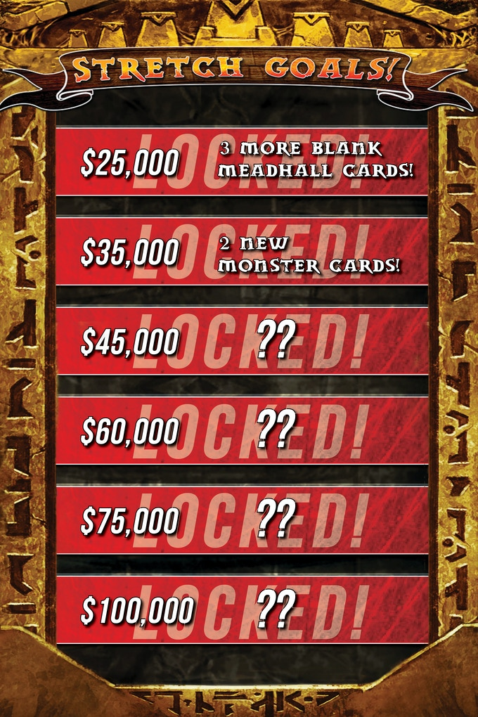 King of the Keg Stretch Goals!