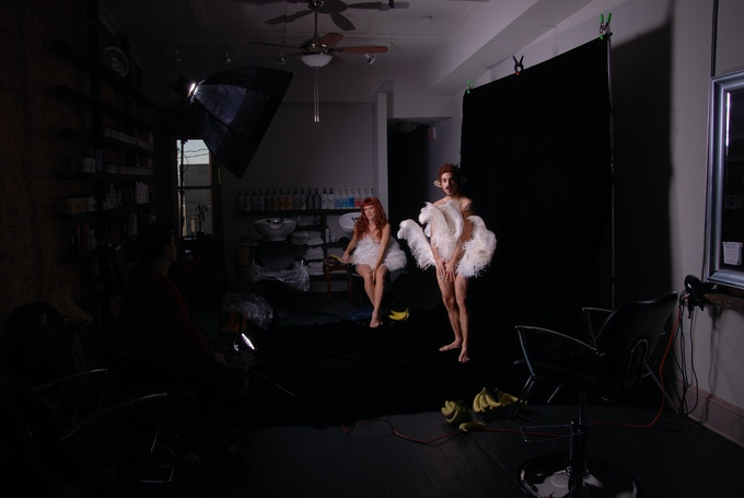 Trixie and Monkey Talk Love, Success, and Burlesque at DOC