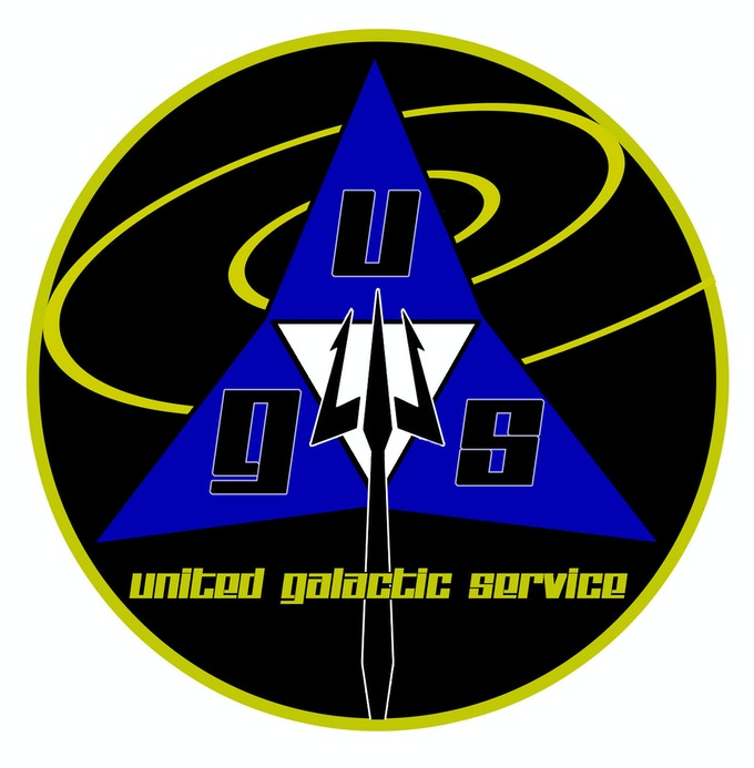 Limited Edition Patch #1, Worn By Members of the UGS