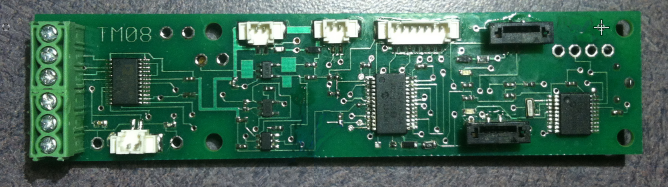 Example Circuit Board Developed By Silicon Robotics