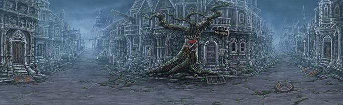 First background by Emerson