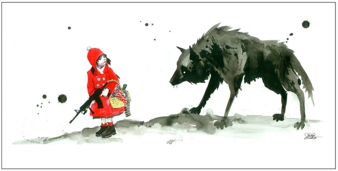 Red Riding Hood, 2012