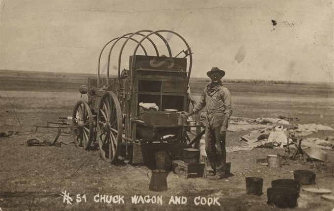 Inspired in part by the chuck wagons of the American pioneers, each Charlie Cart is designed to bring mobile nutrition education to the next generation.