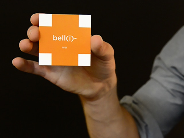 A Prefix card