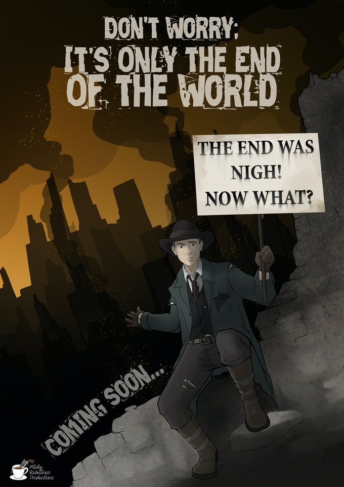 Poster for the series