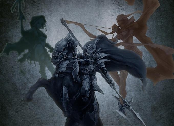 New Commanders (Evil Kingdom Expansion - New!)