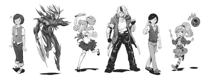 R.u.N. (Remember ur Nature) Parkour Manga Volume 1 by