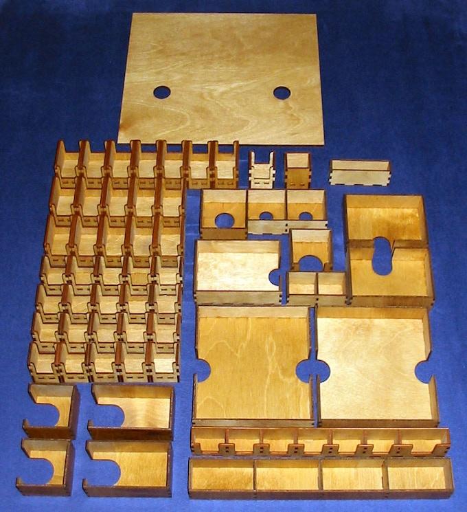 Enhanced Storage Set (55 pieces)