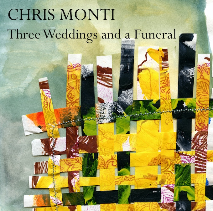 "The cover of ""Three Weddings And A Funeral"" released 2012"