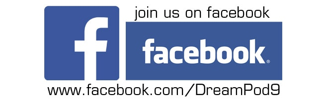 Link to the Dream Pod 9 Facebook Page.