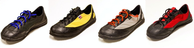 Our newest generation of SOM Footwear