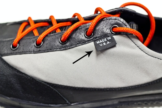 """Now featuring tags sporting our American Made pride! Grey comes standard with """"Made in U.S.A."""" tag, with Black, Red, and Yellow displaying the American Flag"""