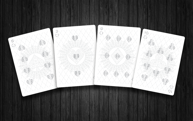Numbered cards