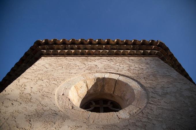 la Chapelle St Jean Baptiste, Cabris, France