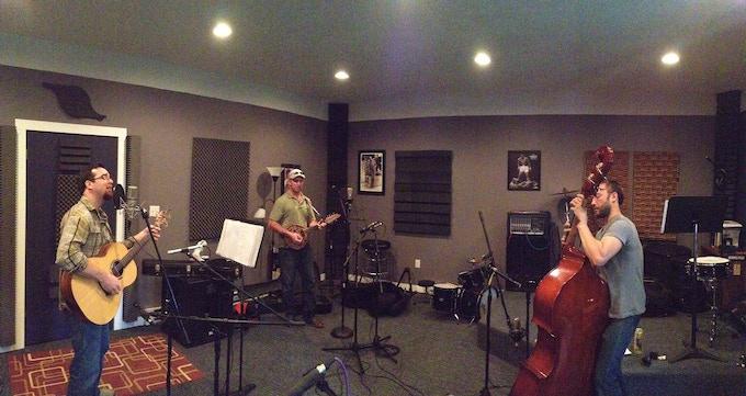 The Brothers MacRae at Backbone Audio