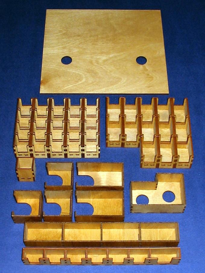 Basic Storage Set (43 pieces)